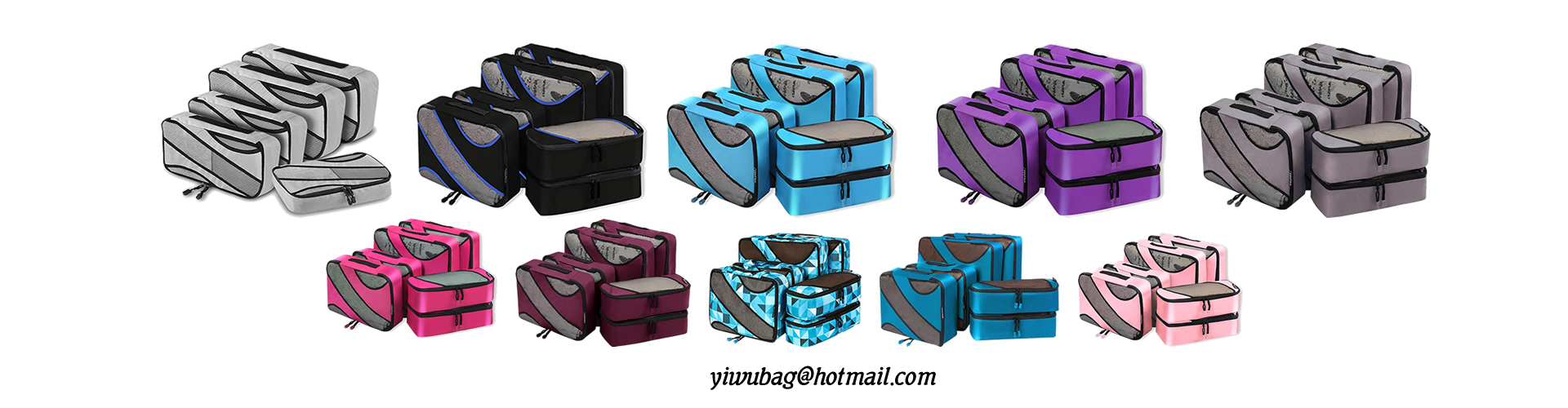 compression packing cubes help you save space of women suitcases