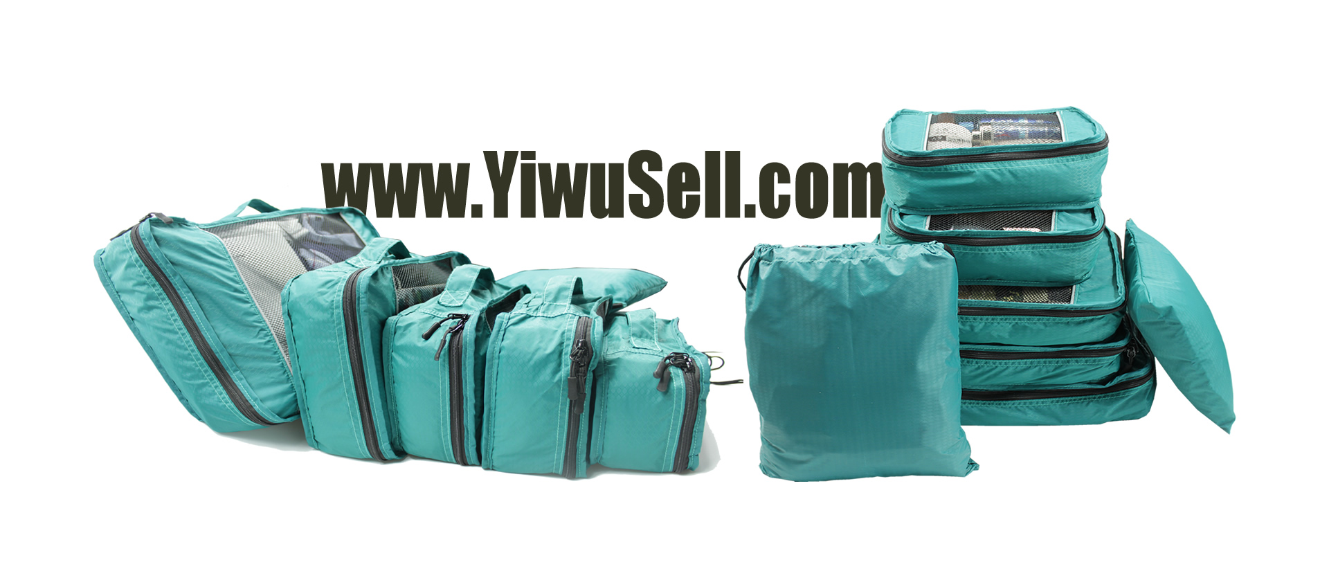 Why this travel bag named packing cubes not storage bags?